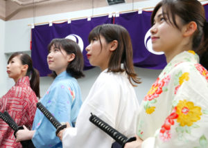 japan samuraigirl 花神楽