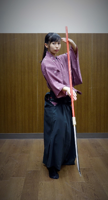 殺陣 女剣士 サムライ